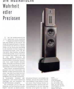 November 2003 – výstava KlangBilder (DE)