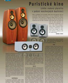 Október 2004 – časopis WATT audio (SK)