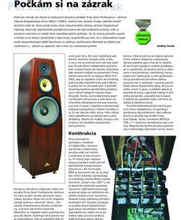 December 2002 – časopis WATT (SK)